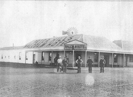 Peter HIlls Hotel Malcolm