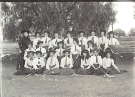 Southern Cross Hockey Club 1909