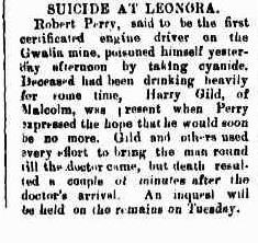Malcolm Chronicle and Leonora Advertiser 26 June 1903