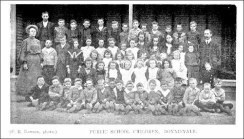 Bonnivale State School 1906