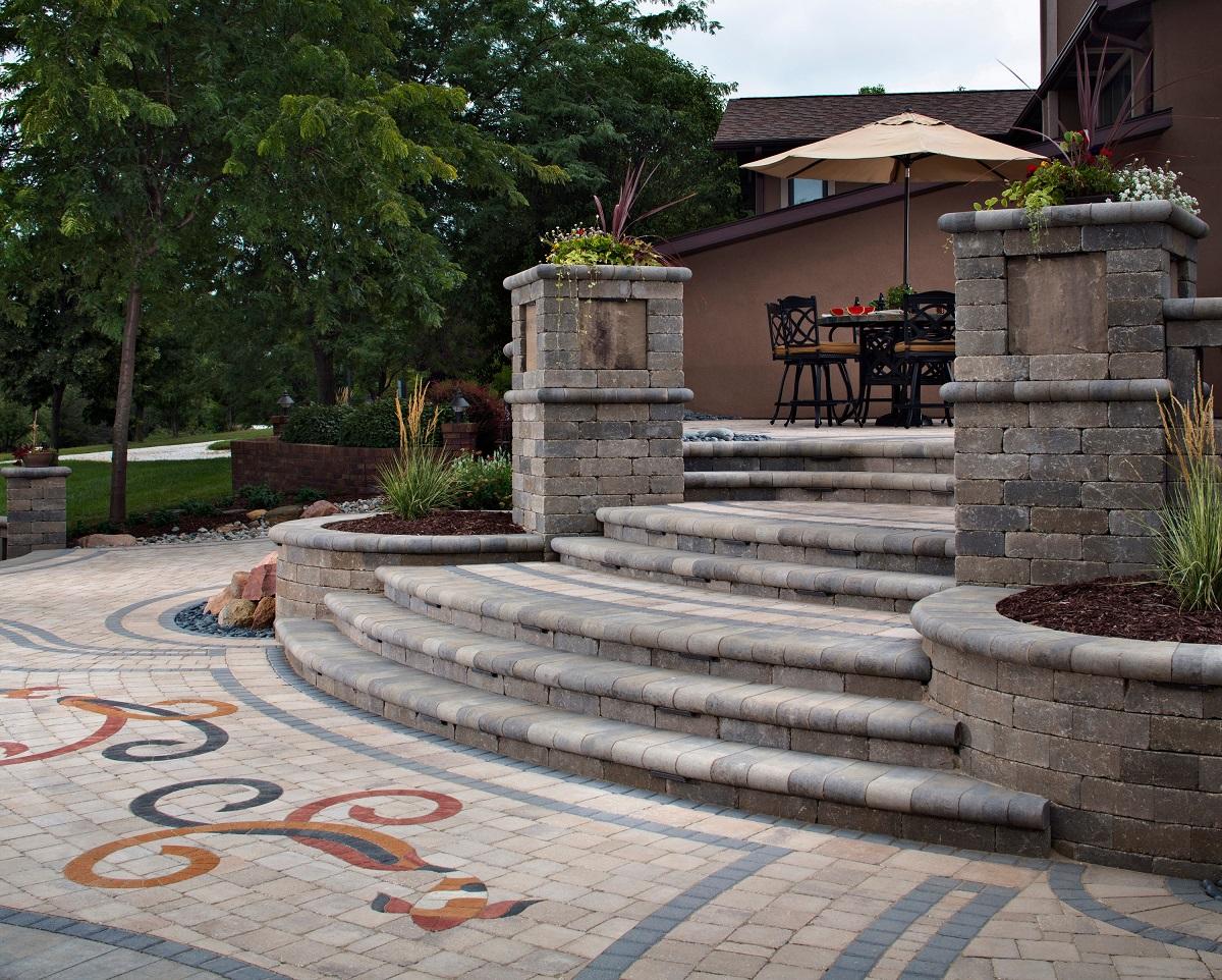 idaho falls top patio paver patterns
