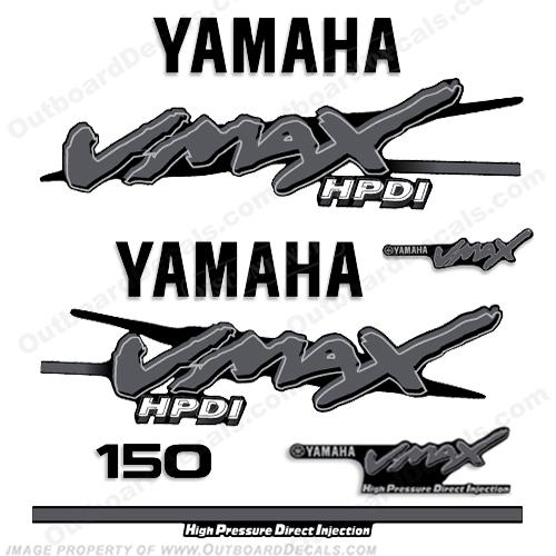 Yamaha Decal Kits, Page 3