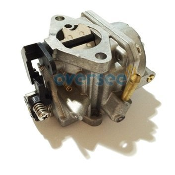 Boat Motor Carburetor Carb Assy 369-03200-2 369-03200-0 369-03200-1 M 3303-9720 3303-812648 for Tohatsu Nissan Mercury Mercruiser Quicksilver Outboard NS 4 5 4HP 5HP 2 stroke motors Engine