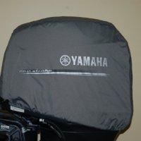 Basic Yamaha Outboard Motor Cover F60 T60 4 Stroke