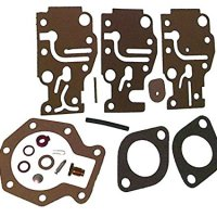 Sierra International 18-7219 Marine Carburetor Kit for Johnson/Evinrude Outboard Motor