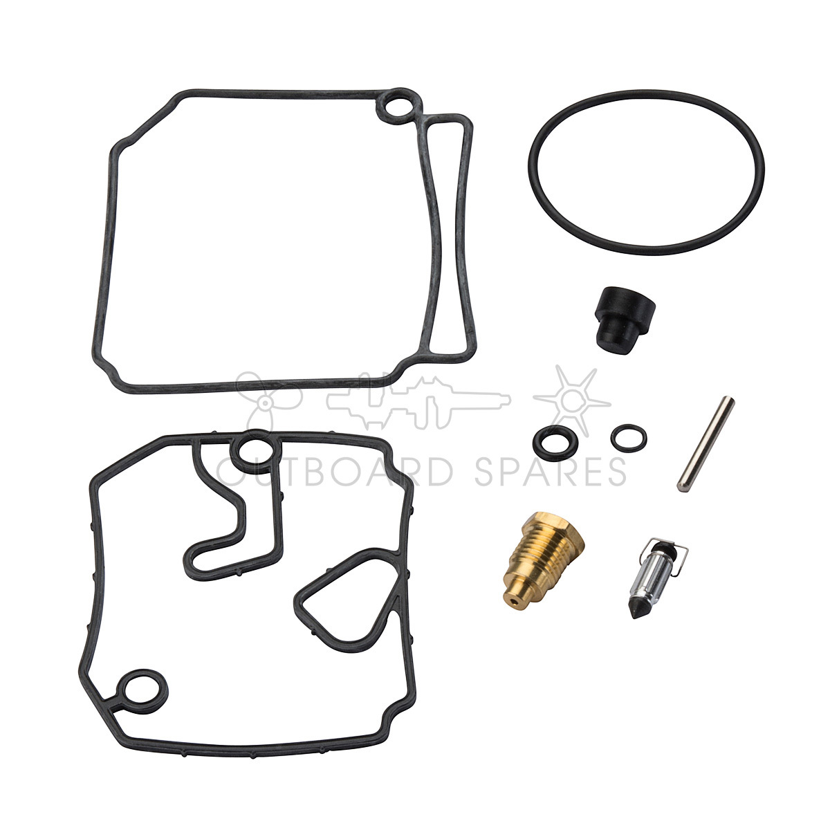 Yamaha Carburettor Kit for 60hp, 70hp Outboard (Part # 6H2