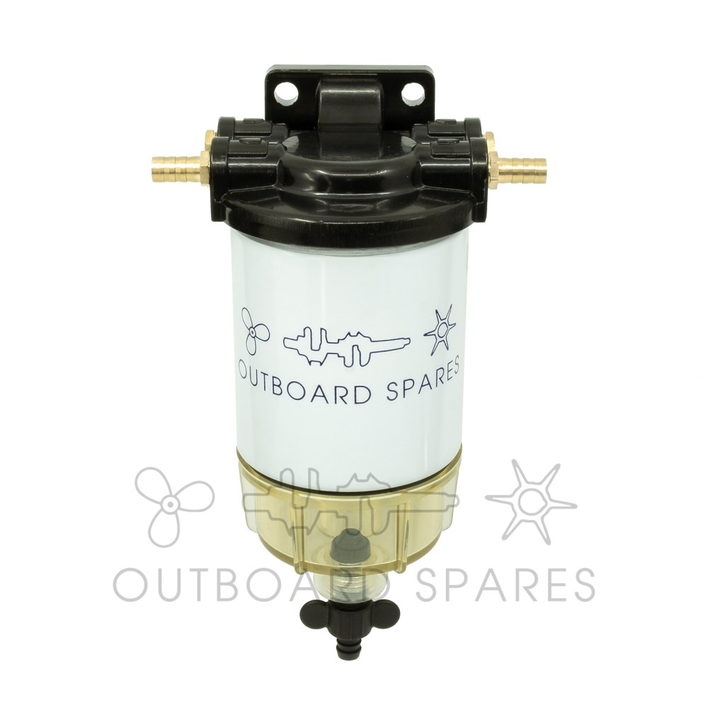 medium resolution of details about marine boat water separator fuel filter bowl head kit yamaha mercury outboard