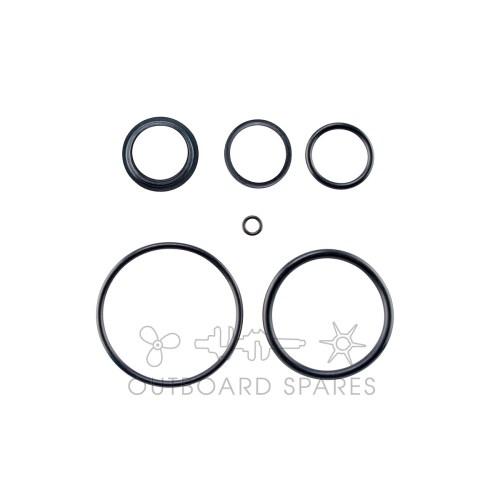 small resolution of evinrude johnson 70 235hp trim tilt seal kit osttk003