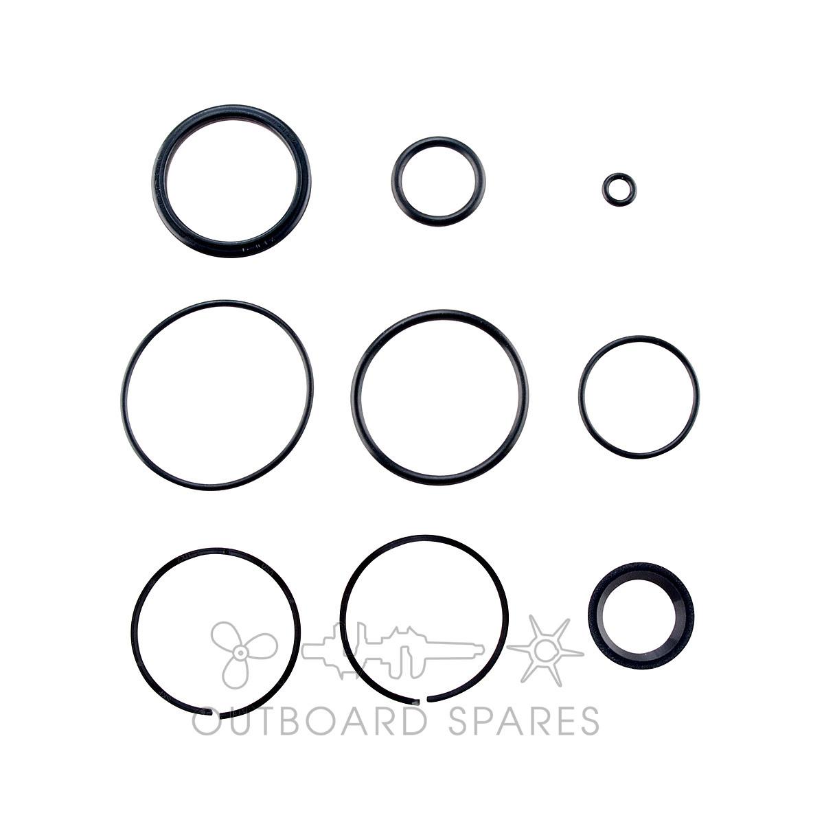 hight resolution of evinrude johnson 35 55hp trim tilt seal kit osttk520