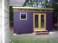12x16 Backyard Office Kit - Westcoast Outbuildings