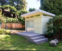 Kerrisdale Backyard Studio - Westcoast Outbuildings