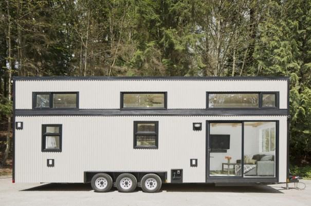 Lillooet 31' Tiny House | CSA Z240 RV Rated