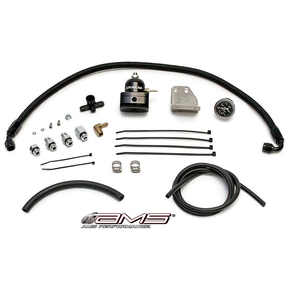AMS Fuel Pressure Regulator Kit for 08-15 Mitsubishi
