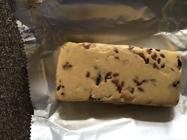Cranberry Cashew Bar Unwrapped