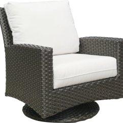 Outdoor Swivel Rocker Chair Stool Furniture Ellenburgs Patio Renaissance Kapaa