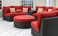 Patio Renaissance Del Mar Circular Sectional Sofa ...