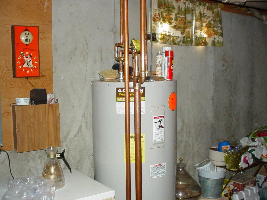 hight resolution of copper side arm heat exchanger