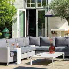 Outsunny 4pc Rattan Wicker Outdoor Patio Furniture Sofa Set Brown Leather Sofas For Sale On Ebay Grey Creative Ways To Paint ...