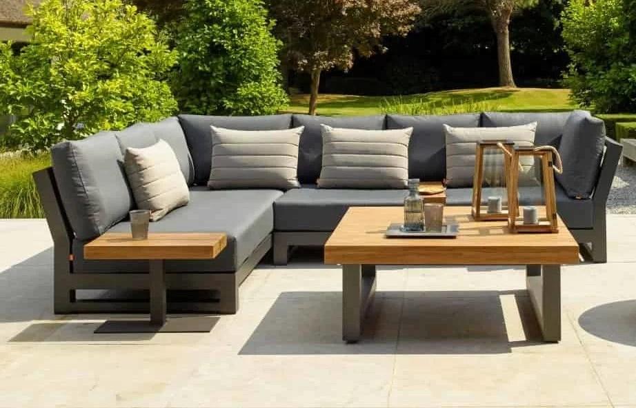 marbella outdoor corner sofa collection