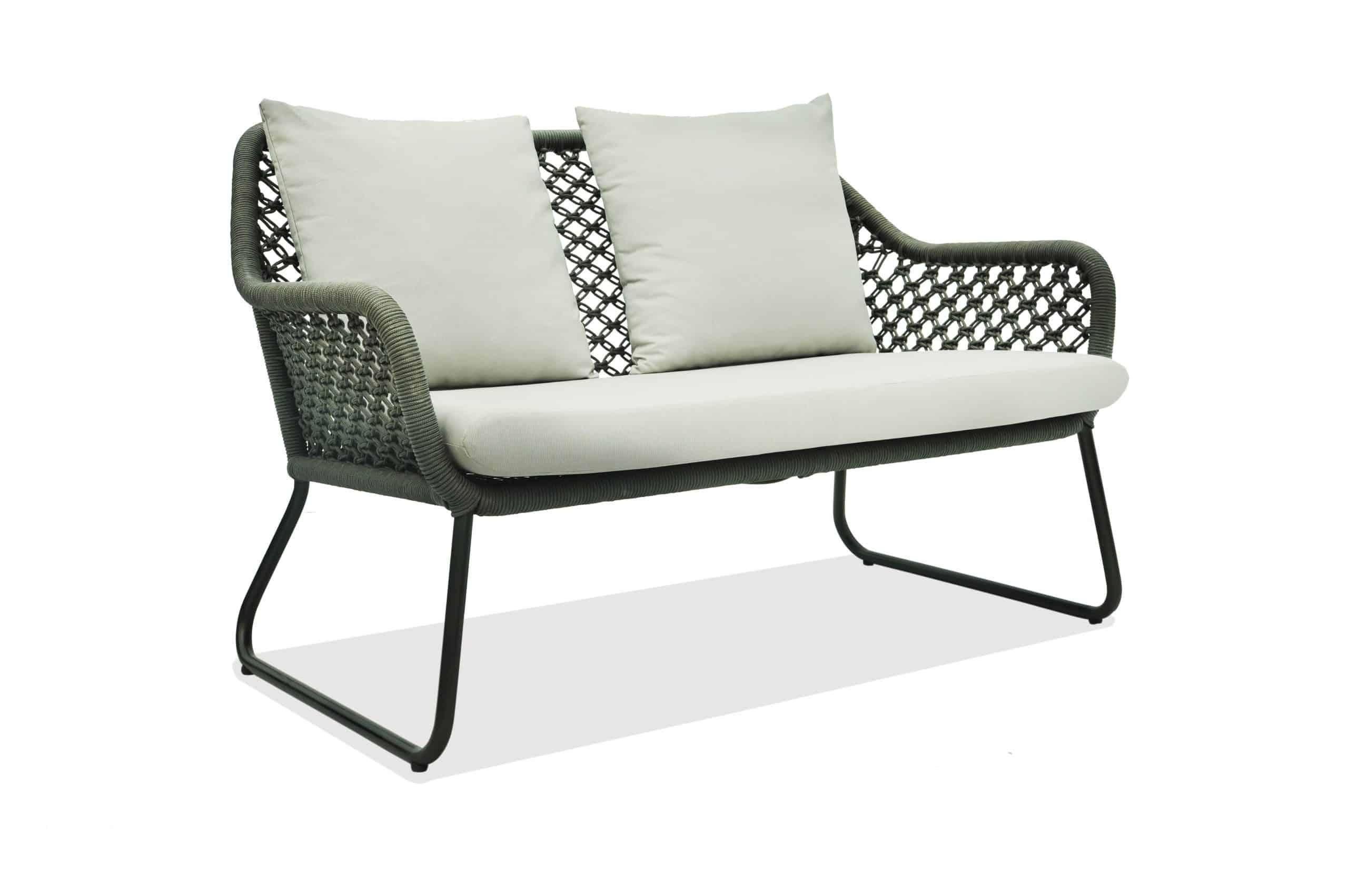 palma two seater outdoor sofa