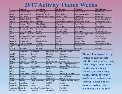 2017 activities theme schedule rev3