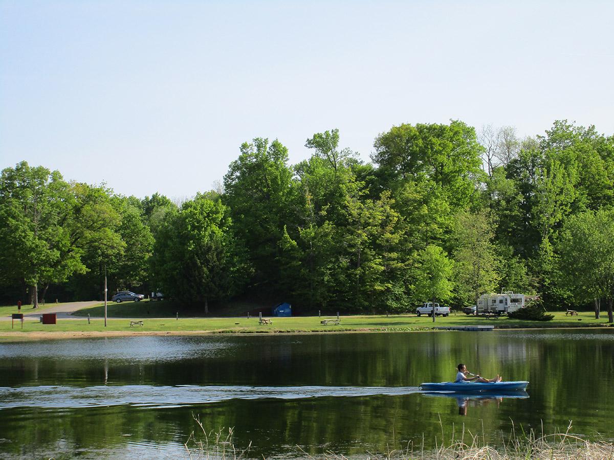 Kalamazoo Resort Rv Parks Campgrounds Outdoor