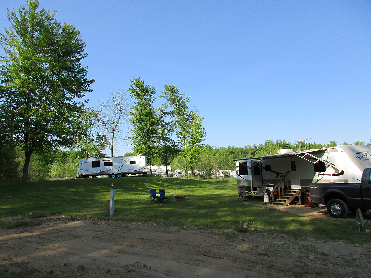 Kalamazoo Resort Rv Parks Campgrounds Outdoor