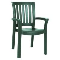 Hunter Green Plastic Lawn Chairs