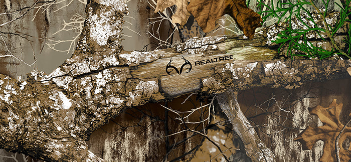 realtree patterns outdoor colors