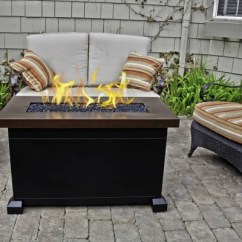Backyard Fire Pit Chairs Wing Chair Slipcovers Camp Chef Monterey Propane