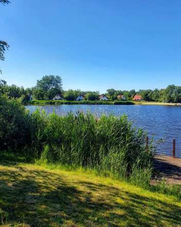 Lauwersmeer. Foto: Herman van Alfen