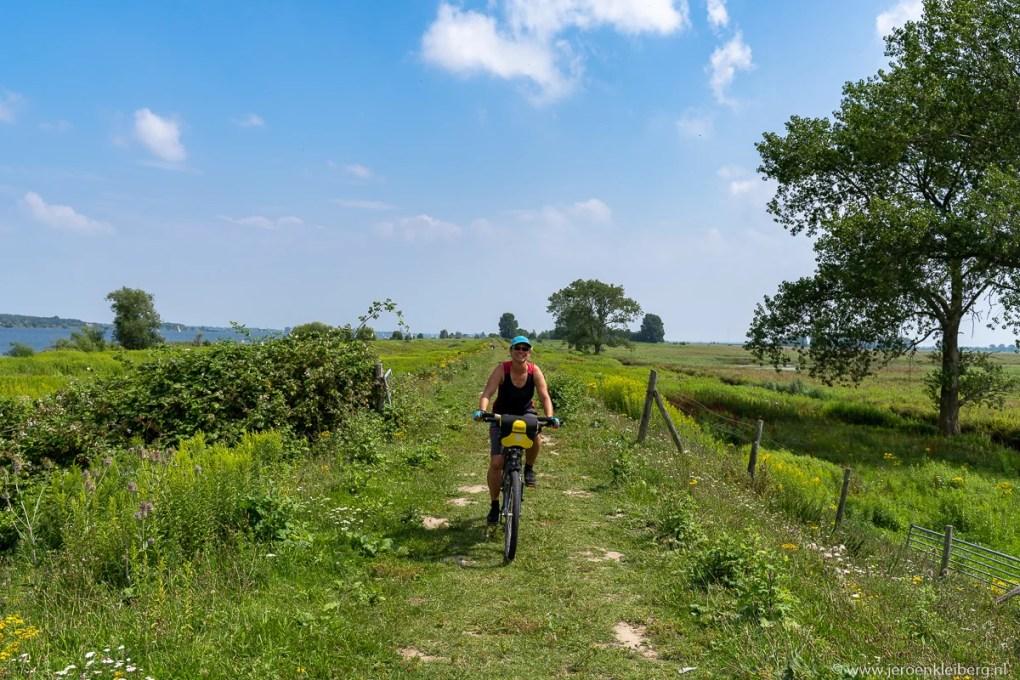wandelen en fietsen tiengemeten
