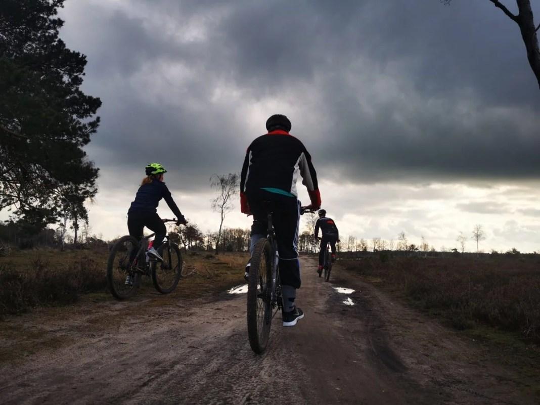 MTb routes Hellendoorn