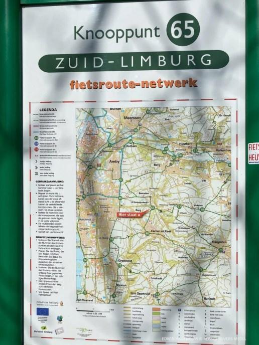 Fietsnetwerk Limburg.