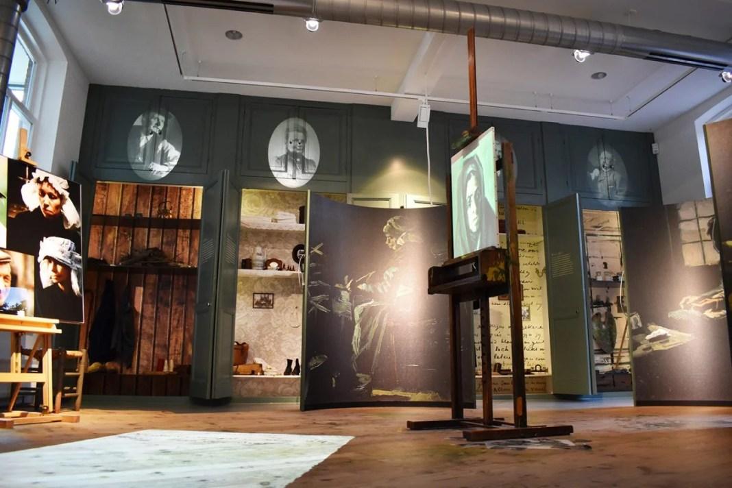 Nuenen Museum - Vincentre: Vincents atelier
