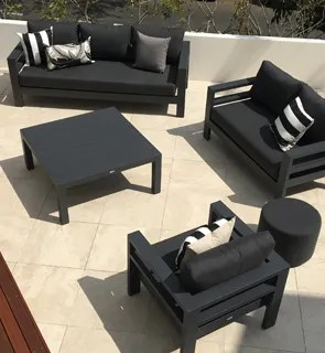 outdoor sofas brisbane 2 seater sofa chaiselong buy lounges online elegance aspen aluminium