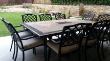 Outdoor Stone Tables Sunshine Coast
