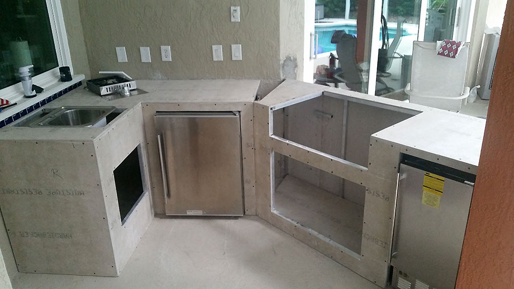 outdoor kitchen frame tiles welcome to florida kitchens bringing quality life