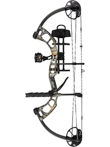 Bear Archery Cruzer Ready to Hunt Compound Bow
