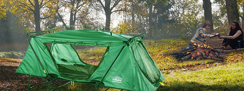 Best Camping Cot 2019 – Reviews and Complete Buying Guide!