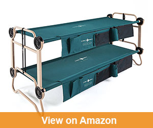 Disc-O-Bed Camping Cot