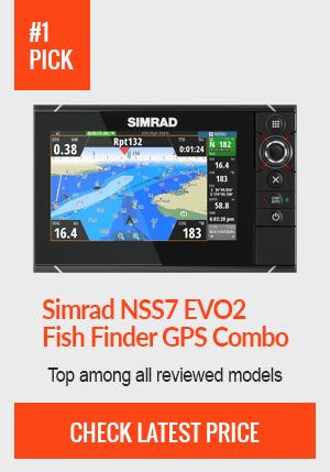 Simrad NSS7 evo2 Fishfinder
