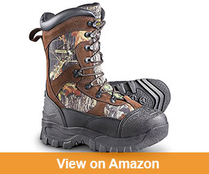 3bff360418c 5 Best Hunting Boots for Cold Weather (Aug.2019) - Review & Guideline