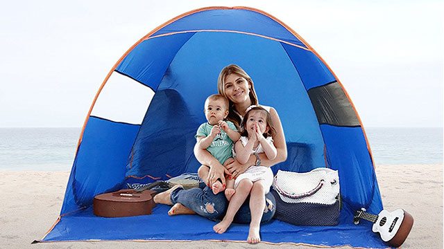 Best Baby Beach Tents