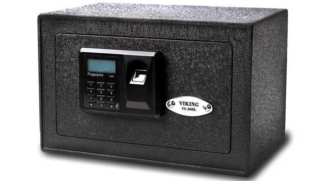 Viking VS-20BLX Safe