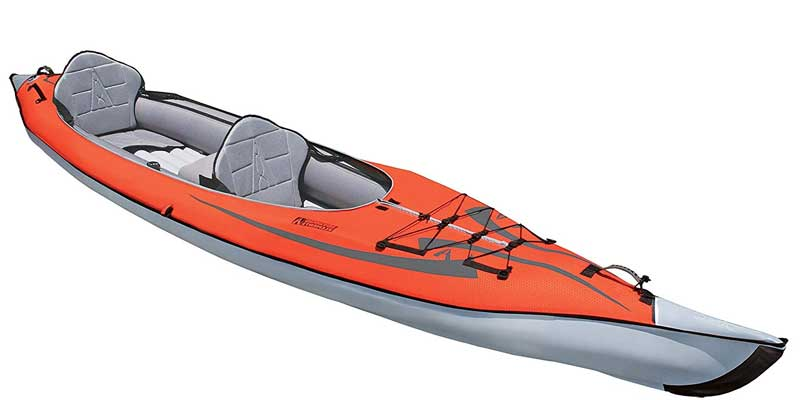 AdvancedFrame Convertible Inflatable Kayak