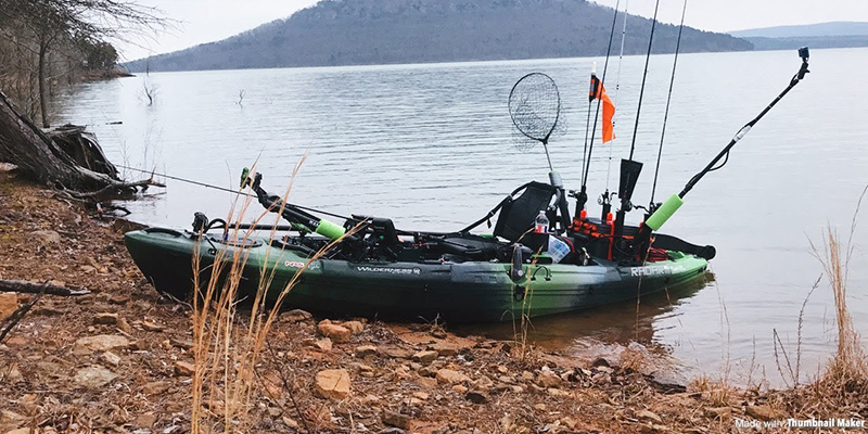 Kayak Fishing Beginner's Guide and How to Set It Up