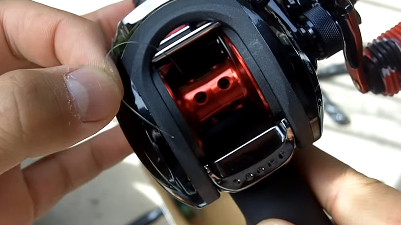 How To String Baitcasting Reels
