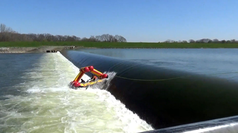 What To Do When You Approach A Low-Head Dam