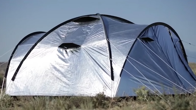 How To Cool A Tent Without Electricity The Right Way FI